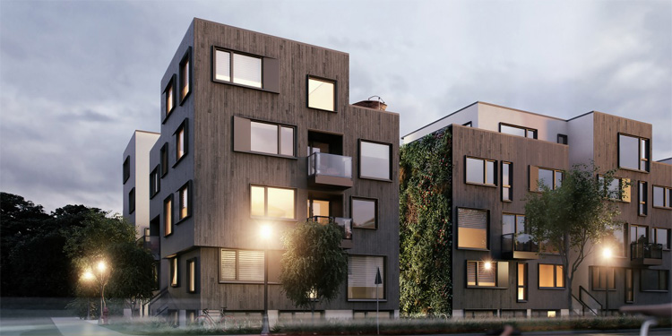 Project Elää - District Atwater - Montreal - Verdun